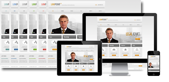 002046 - Joomla! Law Agency Template