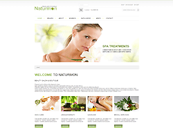 Joomla! 3  VirtueMart Template - 002051