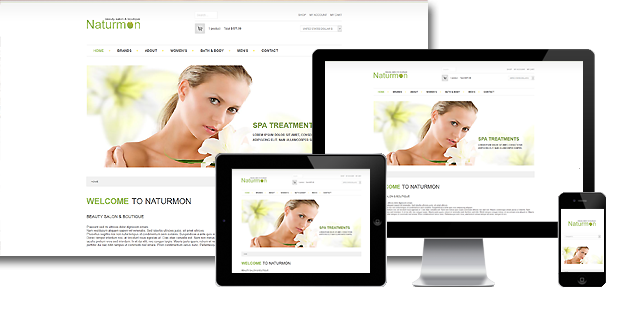002051 - Joomla! VirtueMart Template