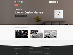 Joomla! 3 Template - Interior PT