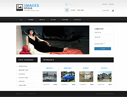 Joomla! 3 VirtueMart Template - 002053