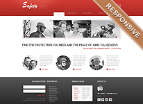 Joomla Template - Safety