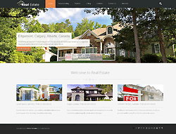 Joomla! 3 Template - Real Estate PT