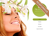 WordPress Theme -  Naturel