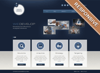 Joomla Template - Business Solutions