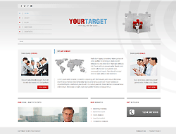 Joomla! Business Template - 002018