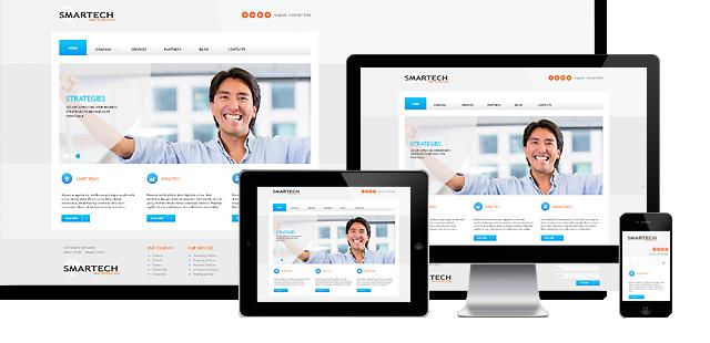 002055 - Business Joomla Template