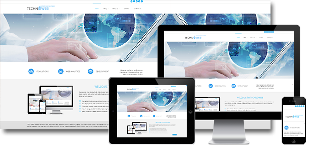 002057 - Hightech Joomla Template