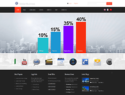 Joomla! 3 Template - Directory PT