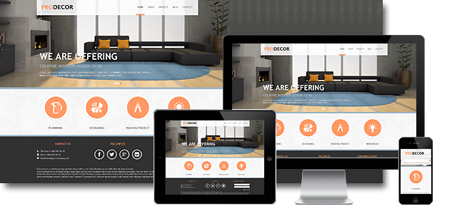 002059 - Interior Decor Joomla Template