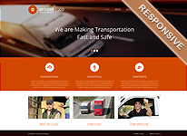 Joomla Template - Movers24