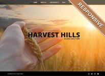 Joomla Template - Harvest Hills
