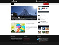 Joomla! 3 Template - Navigator PT