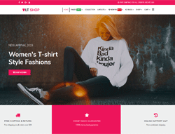 Top Joomla! Template - LT Shop