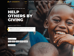 Joomla! 3 Template - LT Charity