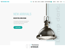 eCommerce Interior Joomla Template - LT Interior Store