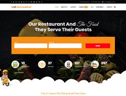 Restaurant Joomla! 3 Template - LT Restaurant