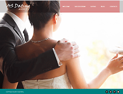 Joomla! Dating Agency Template - 002072