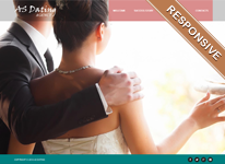 Joomla Template - AS Dating