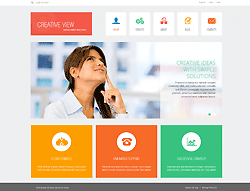 Top Joomla! Template - 002073