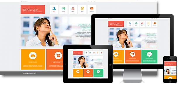 002073 - Business Joomla Template