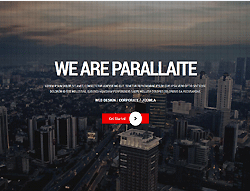 Joomla! 3 Template - TM Parallaite