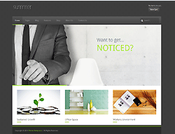 Joomla! 3 Template - Summer PT