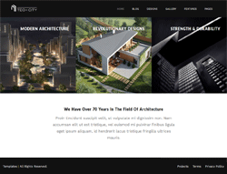 Business Joomla! Template - Tech City PT
