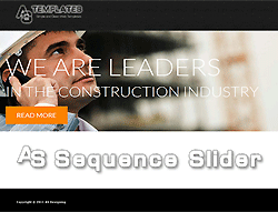 Joomla! 3 Extension - AS Sequence Slider