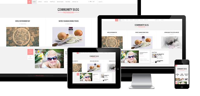 Joomla and WordPress Templates