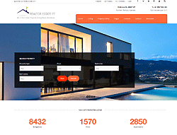 Joomla! Estate Template - Realtor Estate PT