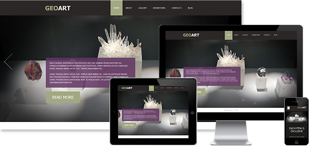 002077 - Joomla! Art Template