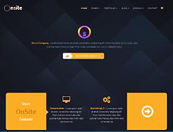 Joomla! 3 Template - TM Onsite