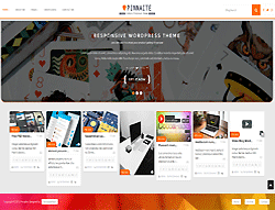 WordPress Theme - TM Pinnaite