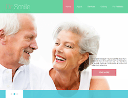 Dental Bootstrapped Template - 002082