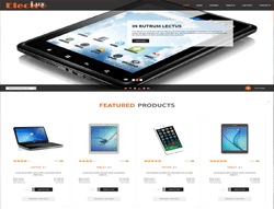 Joomla! 3 VirtueMart Template  - 002084