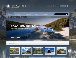 Real Estate Joomla Template - 002091