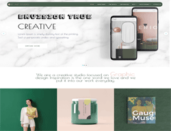 WordPress Theme - LT Art Studio