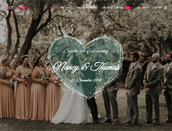 WordPress Theme - LT Wedding