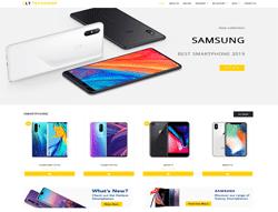 WordPress eCommerce Theme - LT Tech Shop