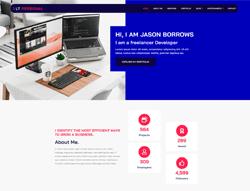 Business WordPress Theme - LT Personal