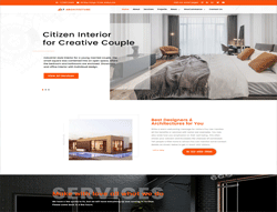 Architecture Wordpress Theme - LT Architecture