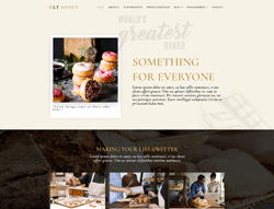 Wordpress Theme - LT Donut