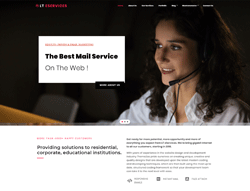 Wordpress Theme - LT eService