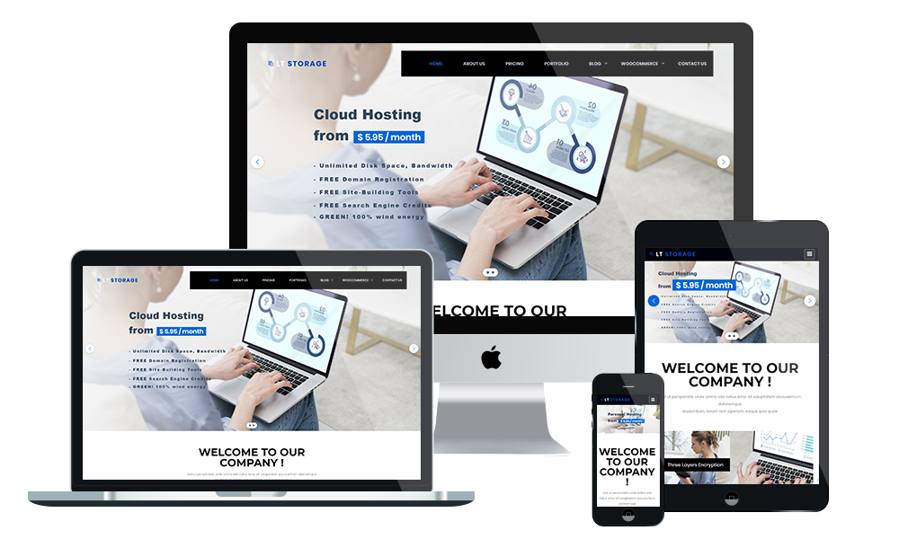 Joomla and WordPress Templates