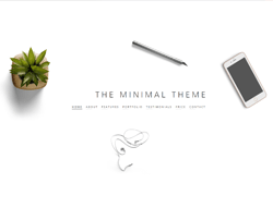 Multipurpose HTML Template - MinimAll