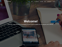 Multipurpose HTML Template - FlaNo