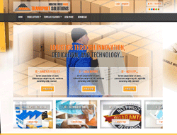 Transportation Joomla! Template - PJO Transport