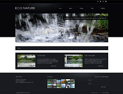 Nature Joomla Template  - 002022