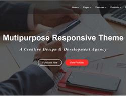 Multipurpose HTML Theme - Mimba